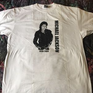 Other - ** Brand New** Michael Jackson memorial t-shirt